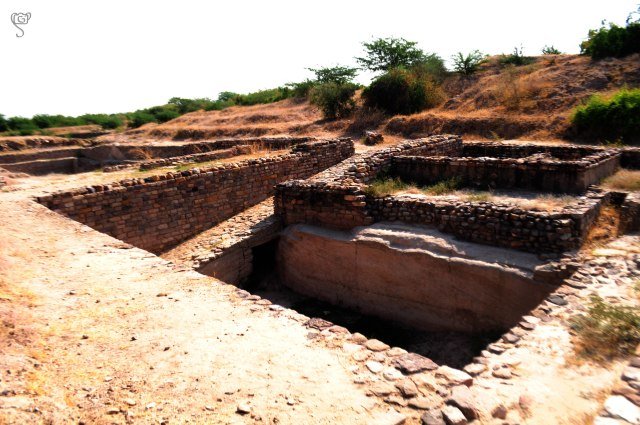 Water Reservoir at Dholavira