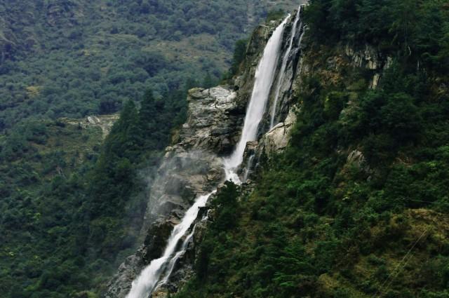 Nurenang Waterfalls