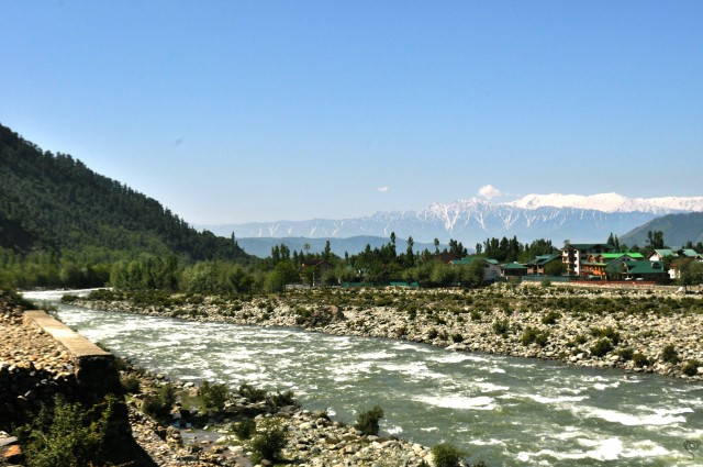 Lider Valley, Pahalgam