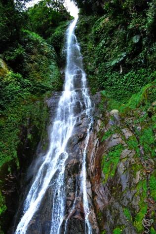 Waterfalls on the way to Bomdila