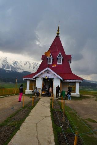 Shiva Temple, Gulmarg