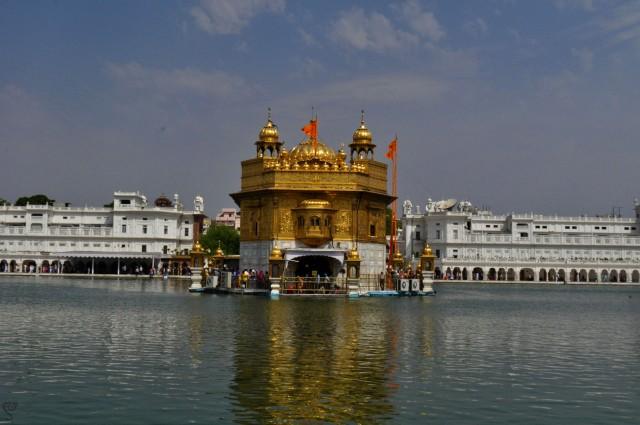 The Harmandir Sahib
