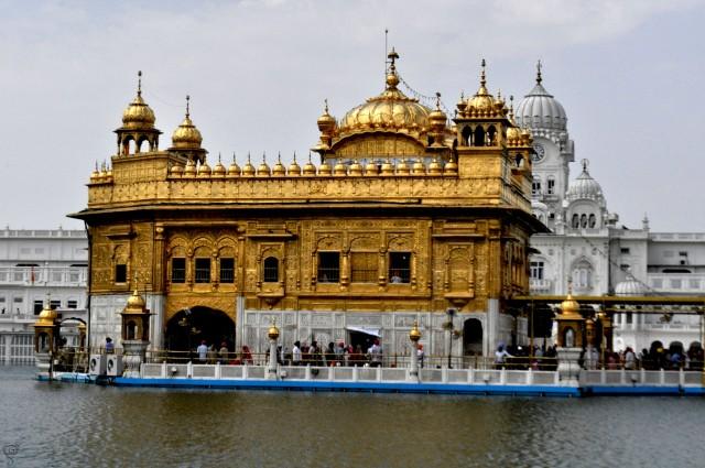The Durbar Sahib