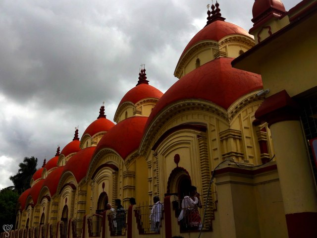 The shrines dedicated to Lord Shiva