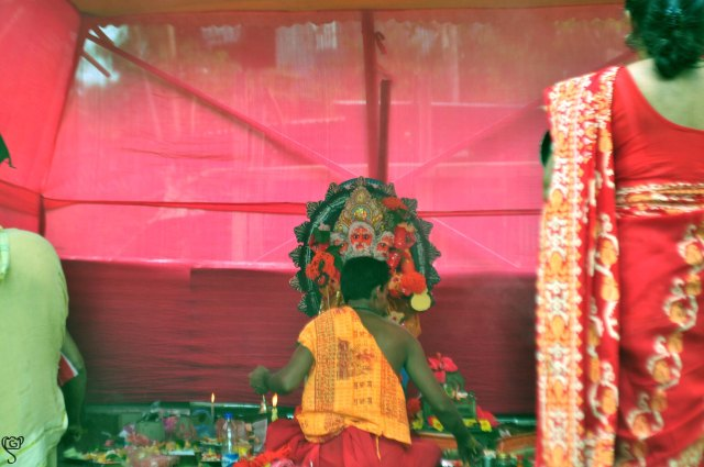 Worship of Lord Brahma