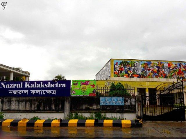 The Nazrul Kalakshetra