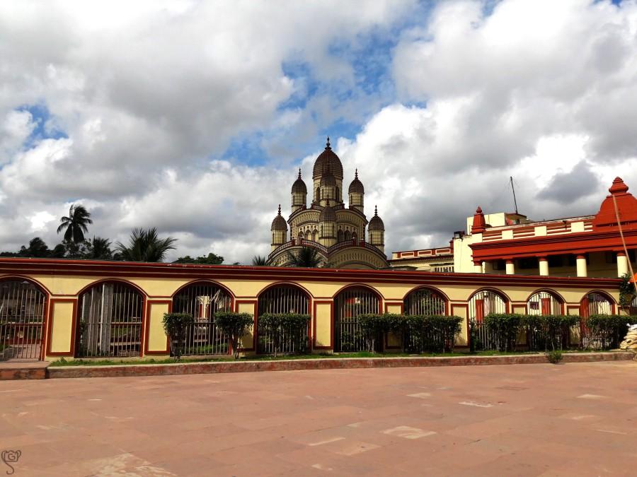 The Dakdhineshwar Kali Temple