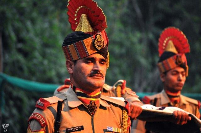 On duty Jawan