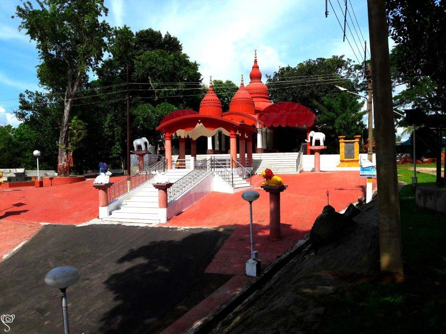 Kashba Kali Temple