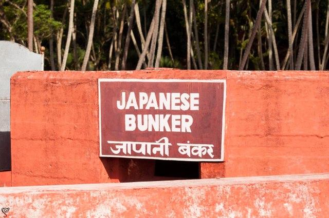 The Japanese Bunker