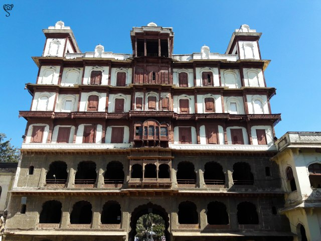 The Rajwada Palace