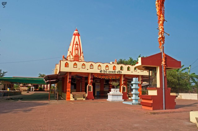 The Bhagawati temple