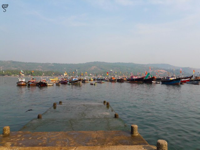 Harnai Jetty