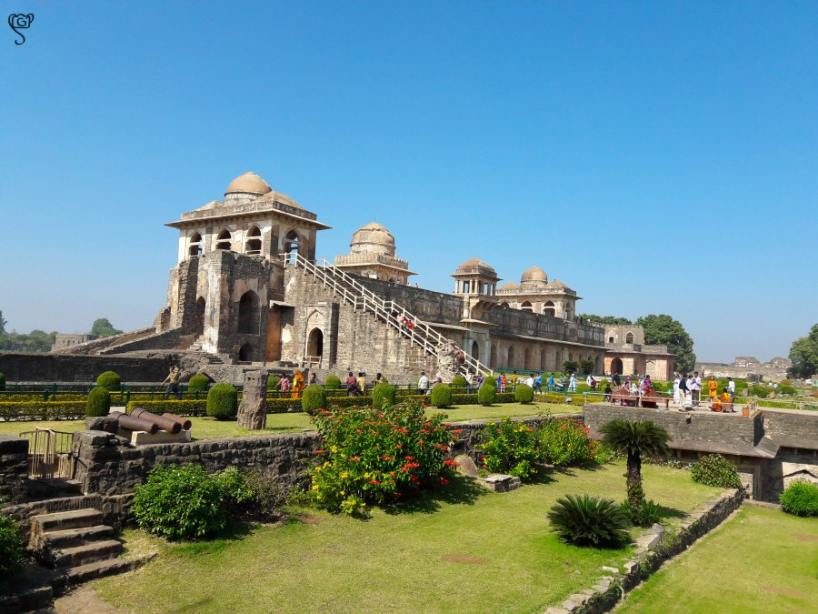 The Jahaz Mahal