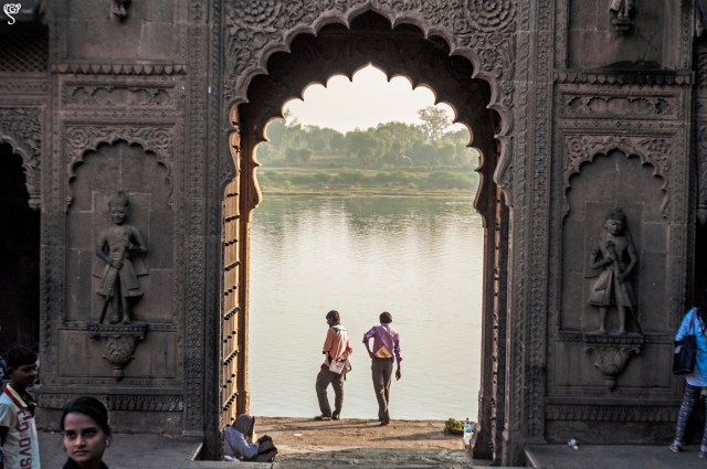 Gateway to the Ghat