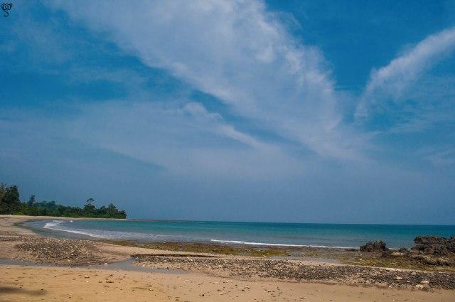 Amrakunj beach