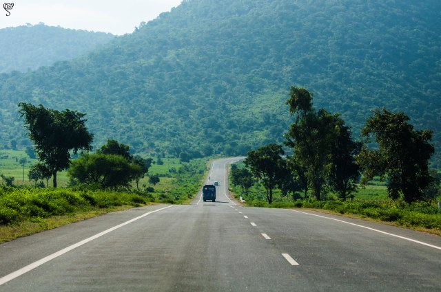 The road and the road is all of my journey to Mallikarjun