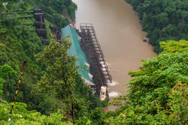 Mahatma Gandhi hydroelectric plant
