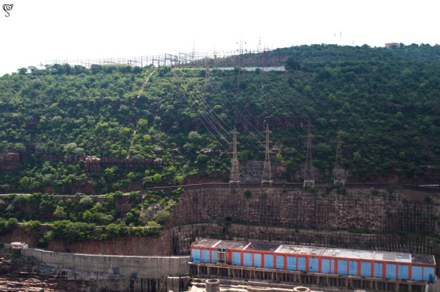 Srisailam Hydro electric power plant