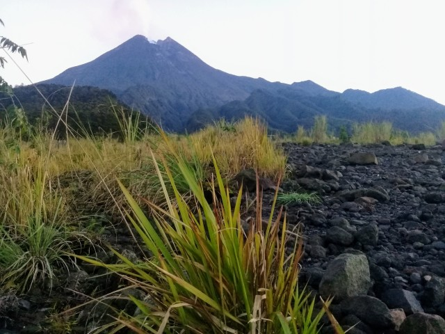 Mt Merapi PC: Guide