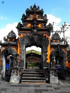 A beautiful gate nearby