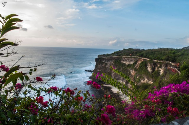 View from Uluwatu Temple