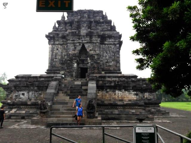The Mendut Temple