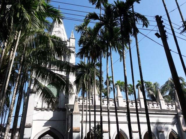 The beautiful church