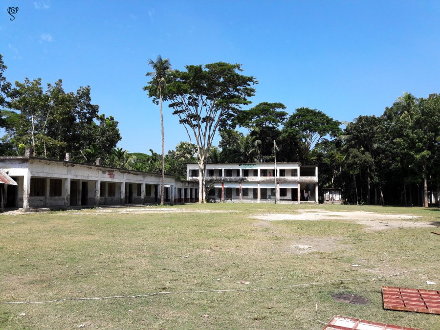 Gava High School, the pride of Ghosh Dastidar clan