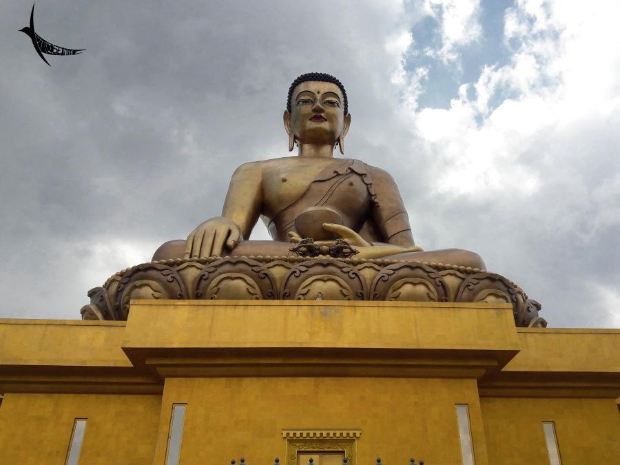 The Great Buddha Dordenma