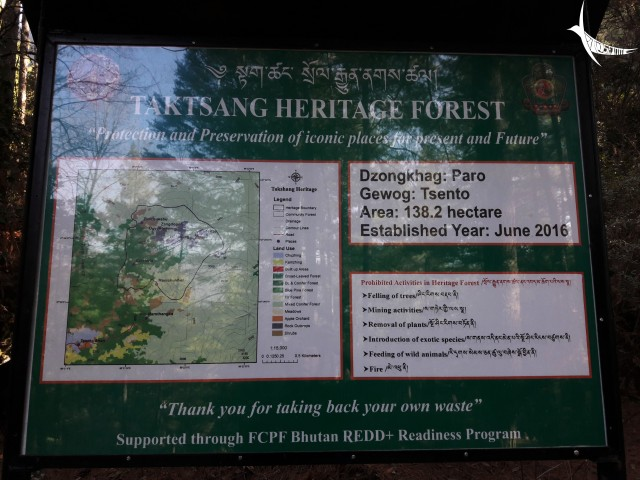 The heritage forest board