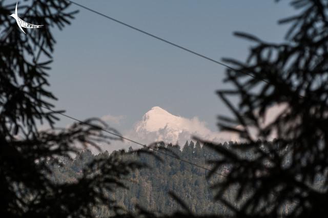 Mt Jomolhari