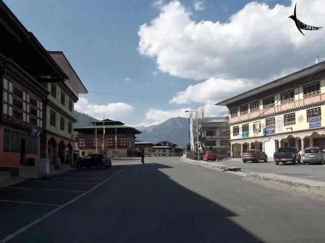 The Haa town
