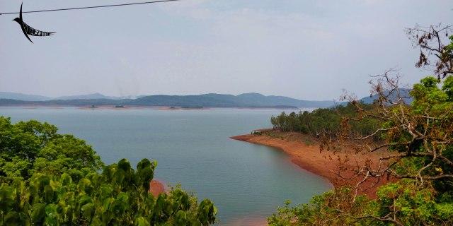 Supa reservoir