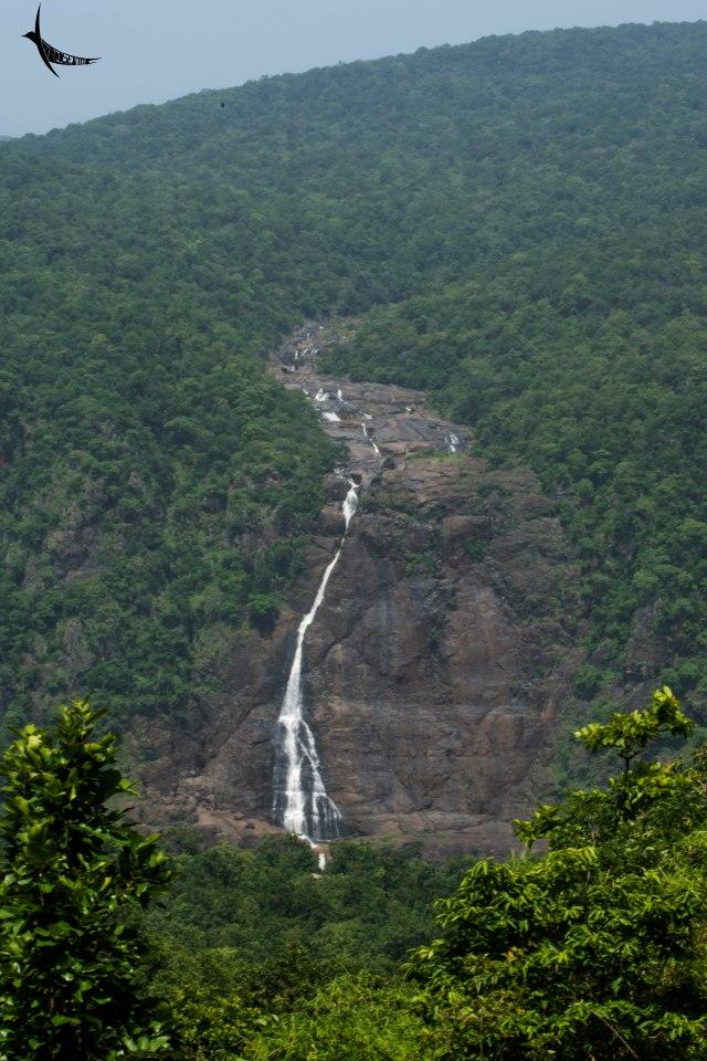 Barehipani Waterfalls