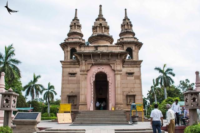 Mulagandhakuti Temple