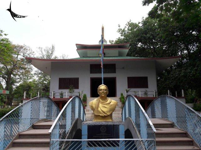 Temple of Anagarika Dharmapala