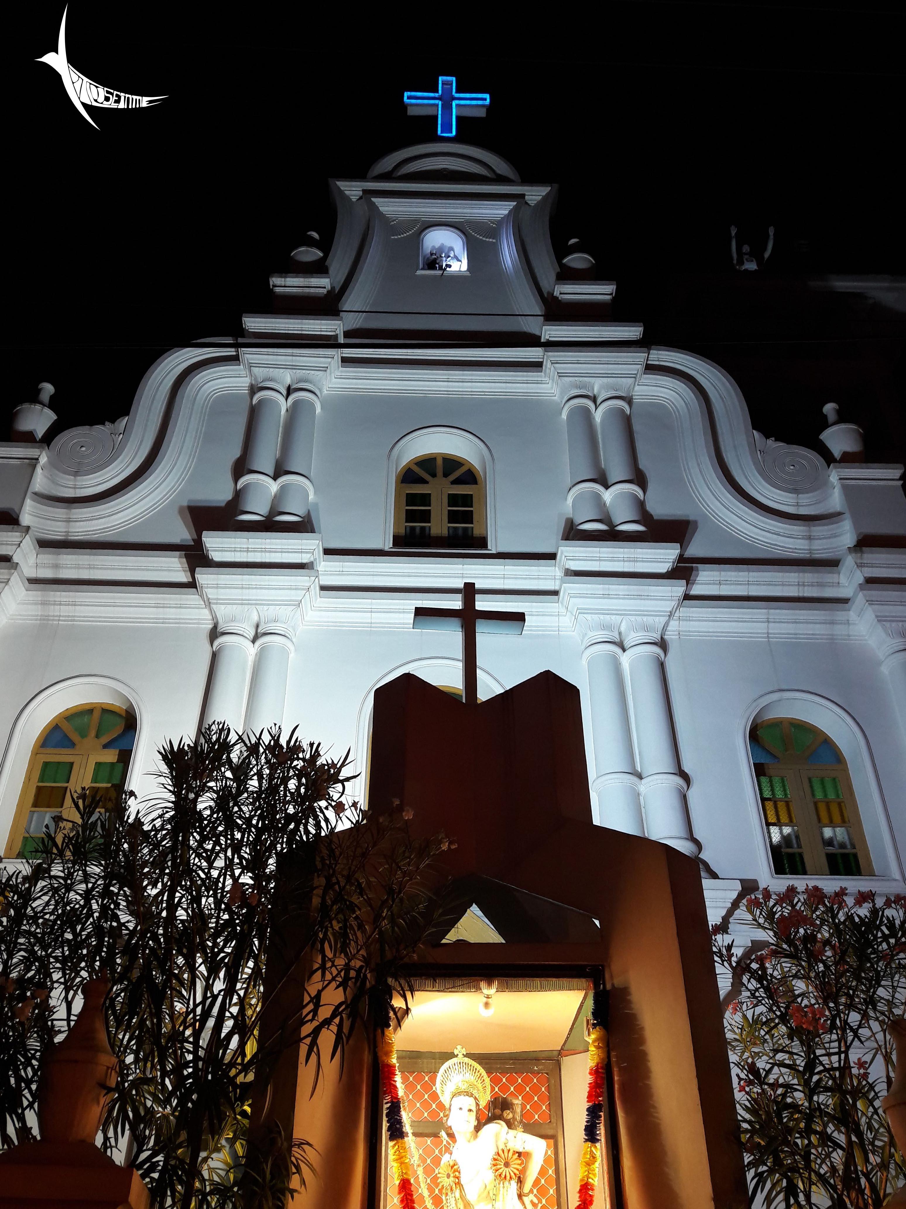 Another beautiful Church in Kochi