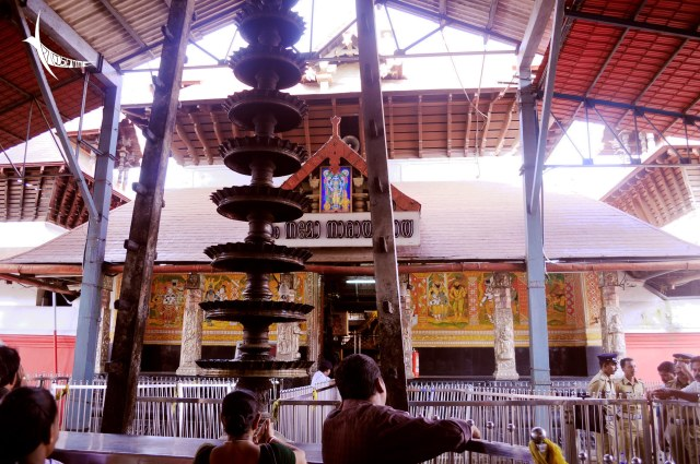 Guruvayur temple a few years back