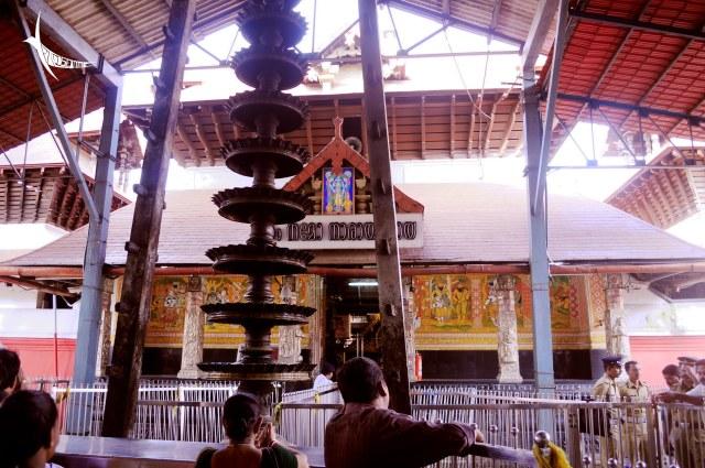 Guruvayur temple a few years back