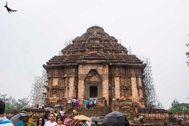 The Konarak Sun Temple