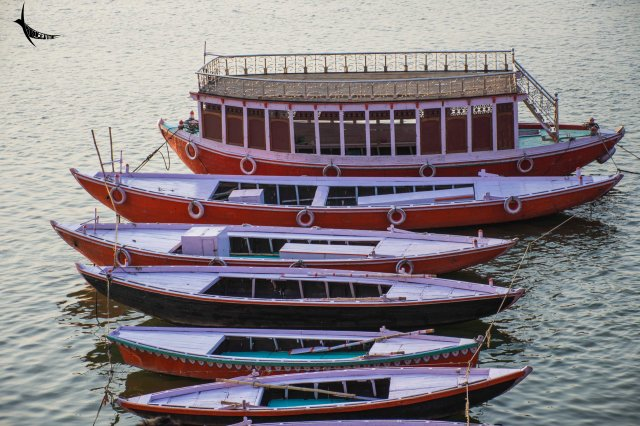 Boats of all size
