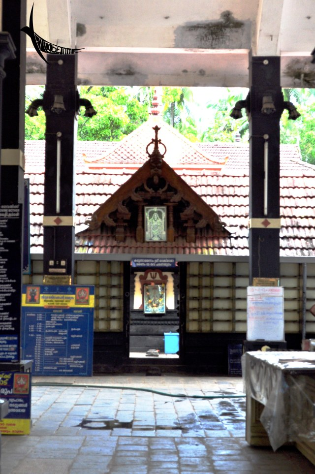 The Mammiyoor temple
