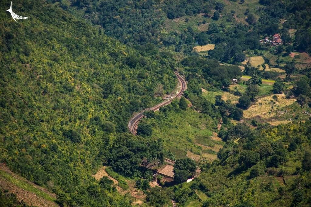 Serpentine Railway Track