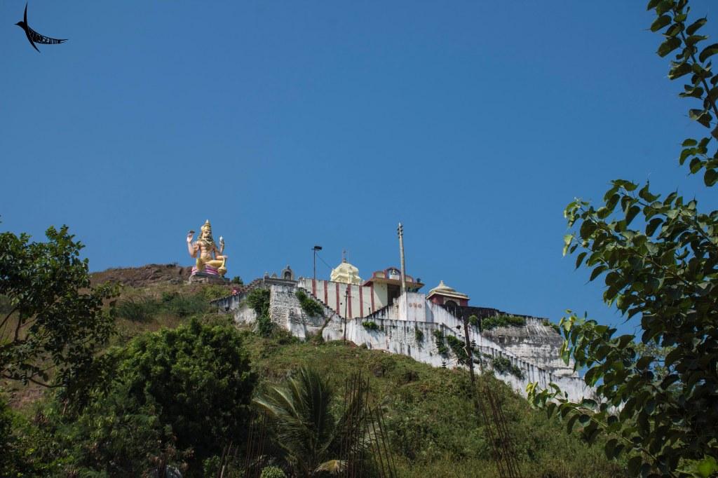 Narasimha temple near Bheemili