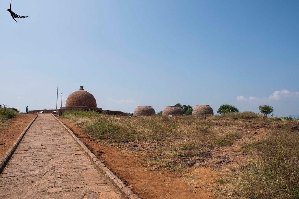 Ruins of Thotlakonda Buddhist Complex