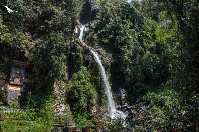 Seven Sisters' Waterfalls