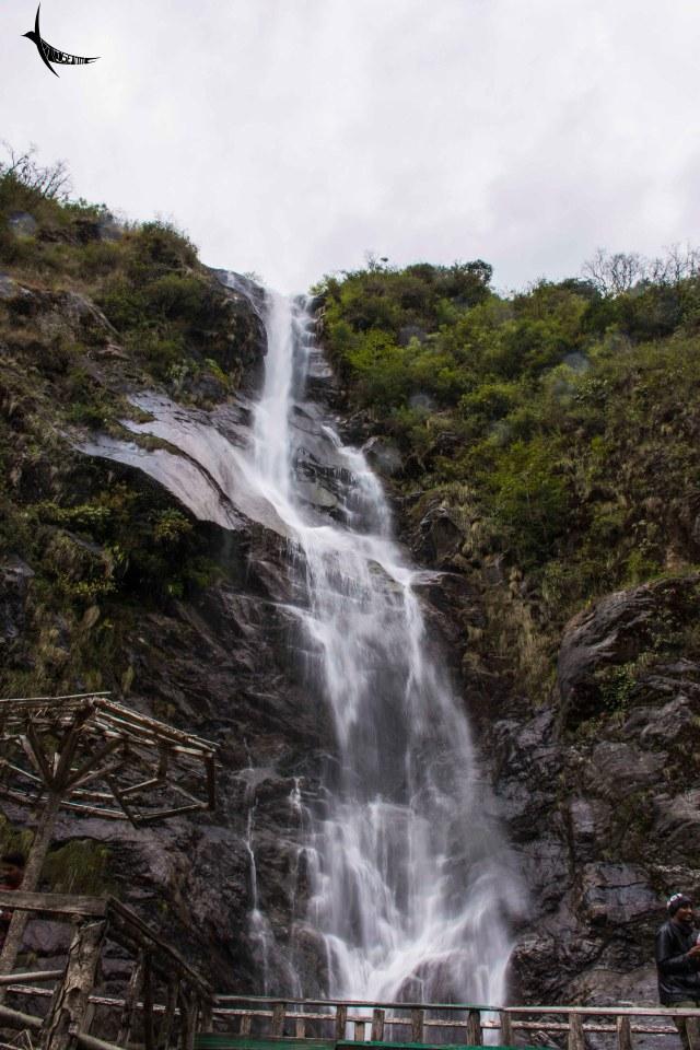 Bhim Nalla Waterfalls