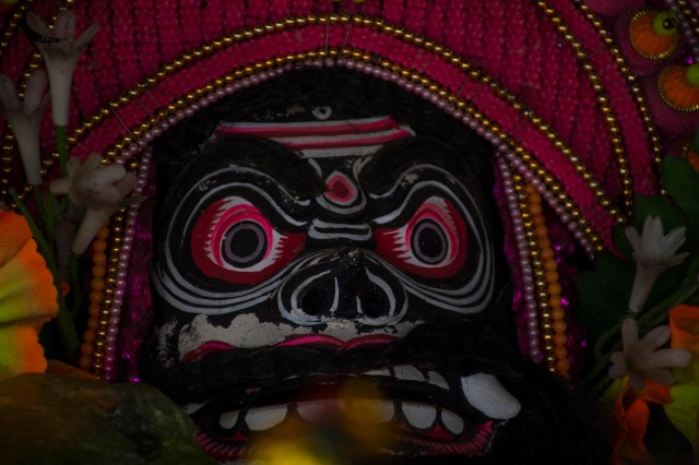 Bhoot mask