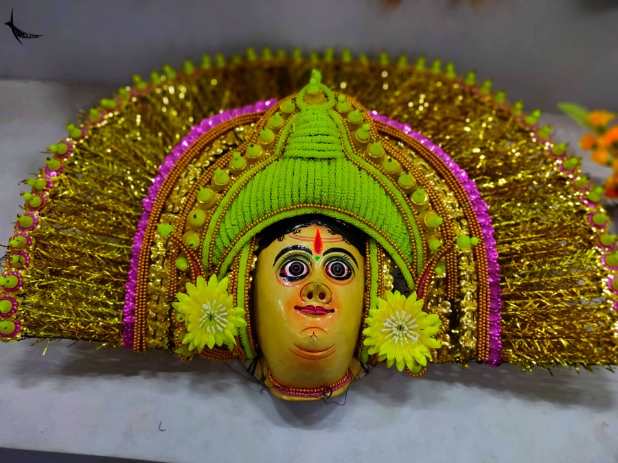 Babu mask of Lord Shiva